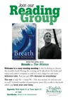 Details and Poster – Breath by Tim Winton