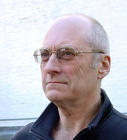 John Clute at The Uppsala English Bookshop, Kulturnatten