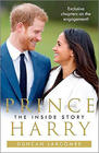 Duncan Larcombe Prince Harry: The Inside Story