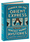 Agatha Christie Murder on the Orient Express and other Hercule Poirot Mysteries