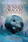 Todd Lockwood The Summer Dragon (Evertide #1)