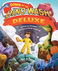 Down at the Dino Wash Deluxe by Tim Myers and Macky Pamintuan