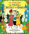 J. K. Rowling, The Tales of Beedle the Bard: Illustrated Edition