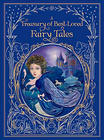 A Treasury of Best-loved Fairy Tales (Leatherbound Classics)