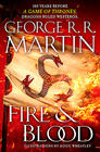 George R.R. Martin Fire and Blood