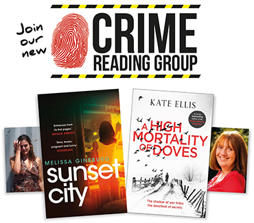 Join the Crime Reading Group