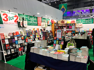 Book fair stand image 1