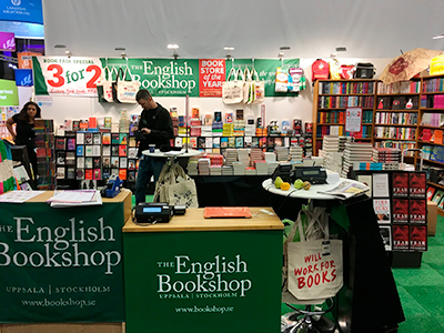 Book fair stand image 3