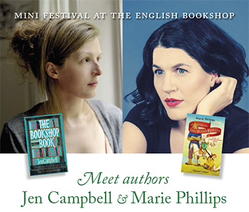 Jen Campbell and Marie Phillips