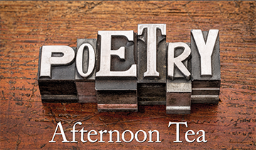 Poetry Afternoon Tea