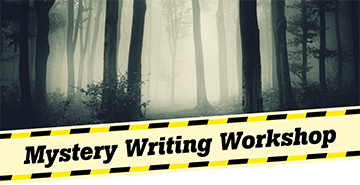 Mystery Writing Workshop in Uppsala