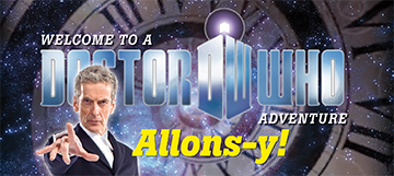 Doctor Who Adventure Trail