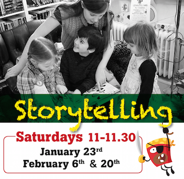 Storytelling in Uppsala