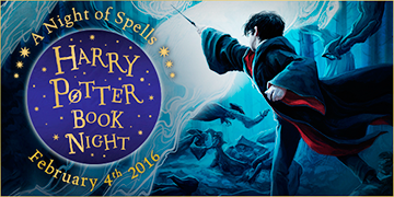 Harry Potter Night 2016: A Night of Spells