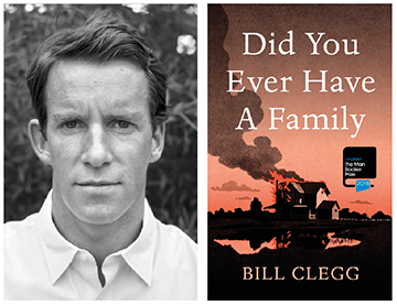 Breakfast Talk: Bill Clegg on Did You Ever Have A Family