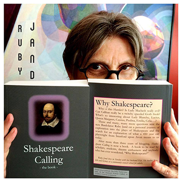 Breakfast Talk: Ruby Jand on Shakespeare Calling
