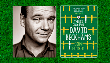 Breakfast Talk John O'Farrell on There's Only Two David Beckhams