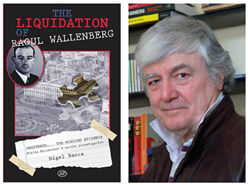 Nigel Bance on The Liquidation of Raoul Wallenberg