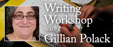 Writing Workshop with Gillian Polack