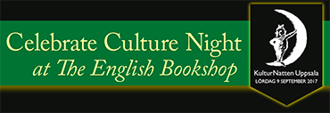 Celebrate Culture Night at the bookshop