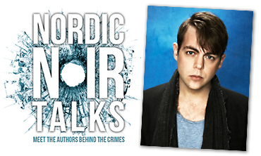 Nordic Noir Talk – Christoffer Carlsson