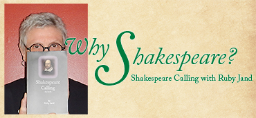 Why Shakespeare? Talk with Ruby Jand