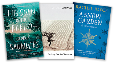 Books of the Month – Fiction- Classics - Short Stories