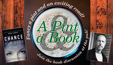A Pint & a Book: Chance by Kem Nunn