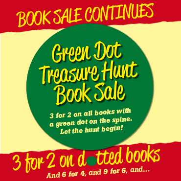Green Dot Treasure Hunt