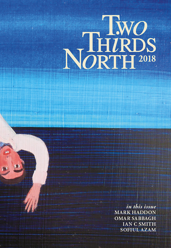 Cover Two Thirds North 2018 issue