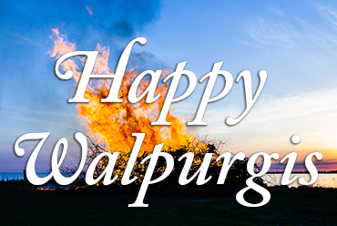 Happy Walpurgis