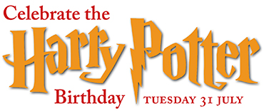 Harry Potter Birthday 31st July