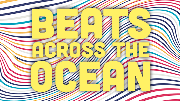 Beats Across the Ocean - Poetry reading