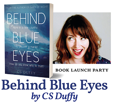 Launch Party Behind Blue Eyes
