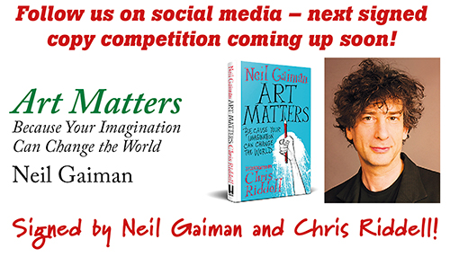 Next signed copies competition coming soon