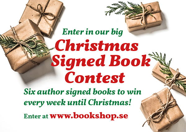 Christmas Signed Book Contest