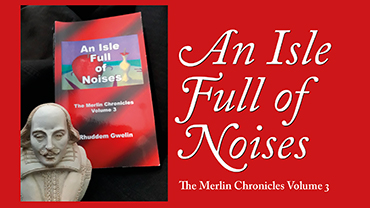 Book launch Merlin Chronicles 3