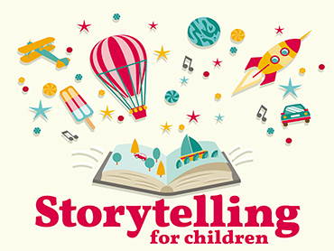 Storytelling for Children – Saturday 14th Sept