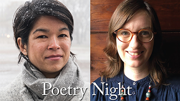 Poetry Night in Stockholm
