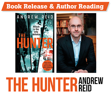 The Hunter – Andrew Reid