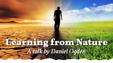 "Talk ""Learning from Nature"" – Daniel Ogden"