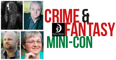Crime & Fantasy Mini-Con on KulturNatten