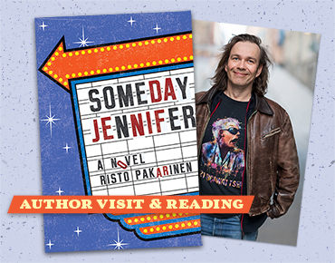 """Someday Jennifer"" – Risto Pakarinen"