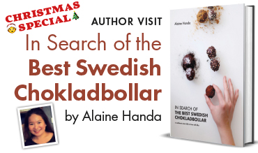 In Search of the Best Swedish Chokladbollar – Christmas Special