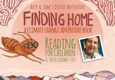 "Reading for Children – ""Finding Home"""