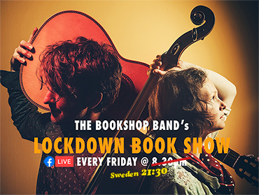The Bookshop Band Lockdown Book Show