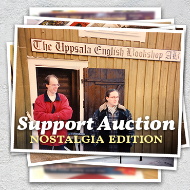 Support Auction – the Nostalgia edition