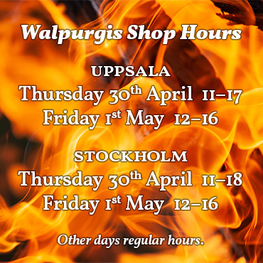 Walpurgis Shop Hours