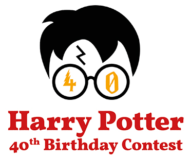 Harry Potter 40th Birthday Contest