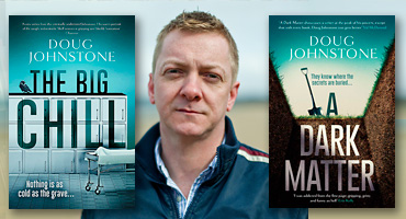 Interview with mystery writer Doug Johnstone